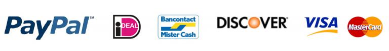 Betalingen logo's